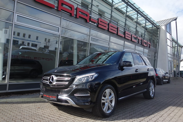 Mercedes-Benz GLE 250 d 4M SPORTPAKET PANO/LED/KAMERA/COMAND, Jahr 2016, Diesel