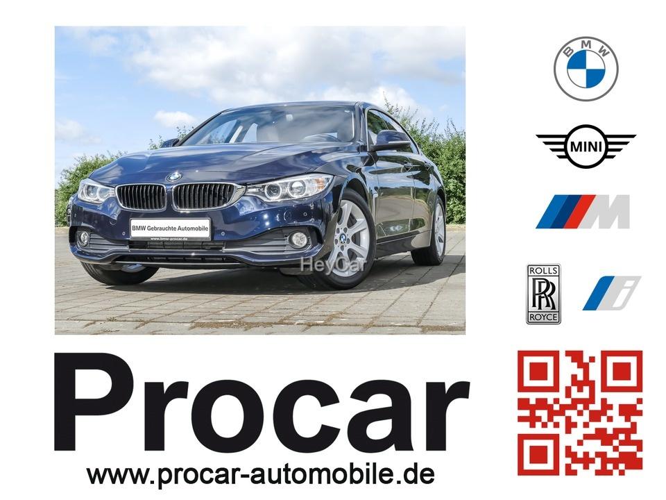BMW 420 Gran Coupe D Aut. Navi Prof. Xenon Sportsitze, Jahr 2016, Diesel
