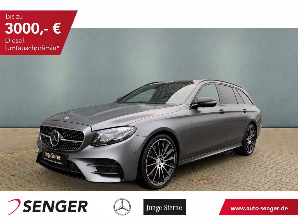 Mercedes-Benz E 53 4M+ Widescreen+Panorama+Standheizung+AHK, Jahr 2018, Benzin