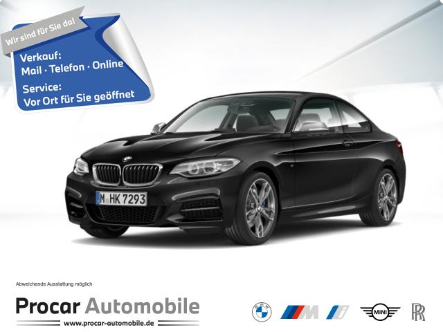 BMW M235i xDrive Coupe, Navi, PDC, Sitzheiz, Kamera, Jahr 2015, Benzin