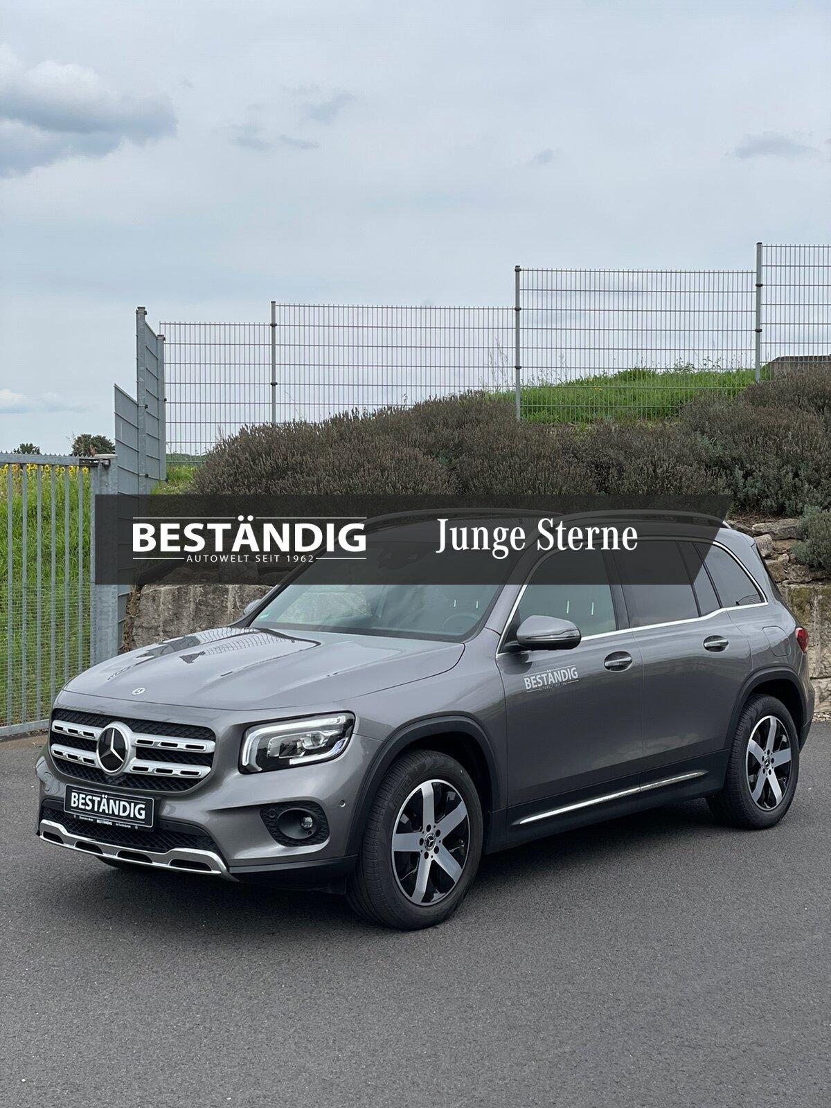 Mercedes-Benz GLB 200d PROGRESSIVE*MBUX*FAHRASS*PDC*KAMERA*DAB, Jahr 2019, Diesel