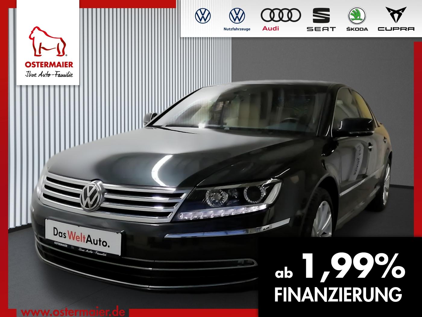 Volkswagen Phaeton 334PS DSG 4M NP.125t..ACC.AHK.STDHZG.4xS, Jahr 2016, Benzin