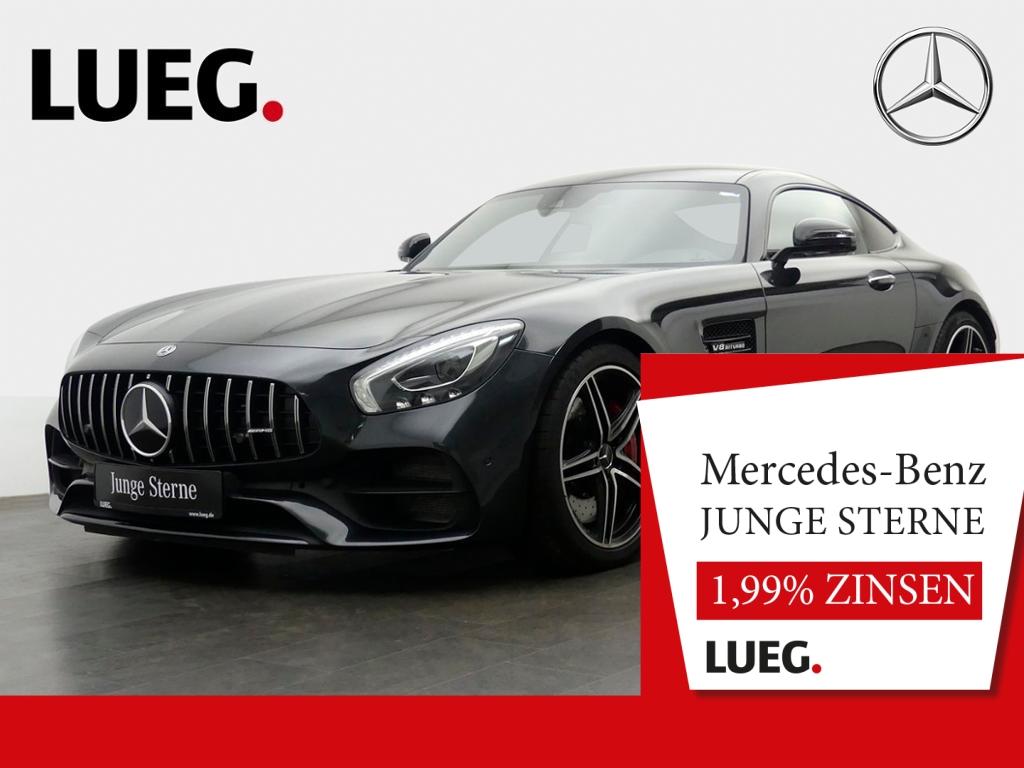Mercedes-Benz AMG GT C COM+Pano+Burm+PerfSitz+Mem+AbGas+Kamera, Jahr 2018, Benzin