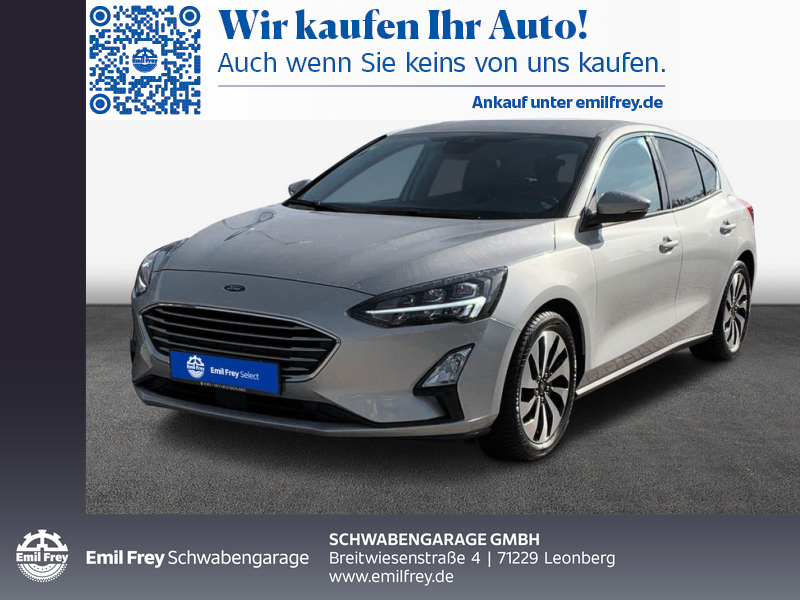Ford Focus 1.5 COOL&CONNECT *LED *PDC *WINTER-P, Jahr 2019, Diesel