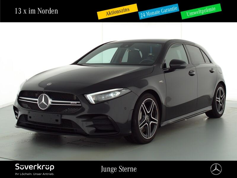 Mercedes-Benz AMG A 35 4M Designo/LED/PDC, Jahr 2019, Benzin