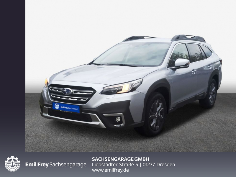 Subaru Outback 2.5i Lineartronic Active VFW Modell 2021, Jahr 2021, Benzin