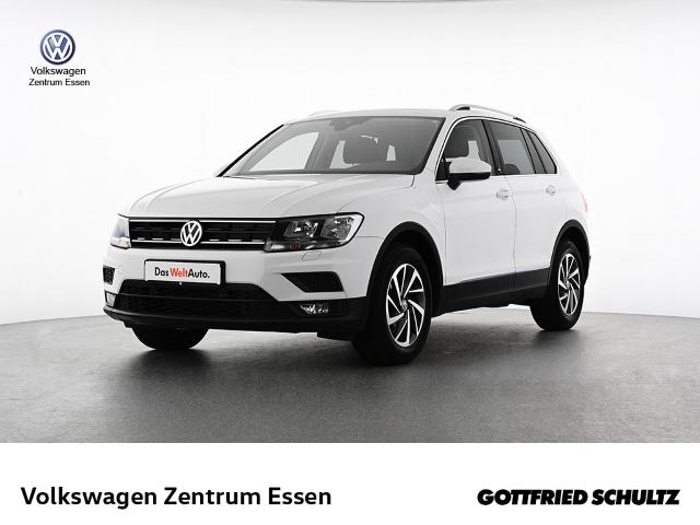 Volkswagen Tiguan Sound 1.5 TSI DSG Navi SHZ AppConn Alu, Jahr 2018, Benzin