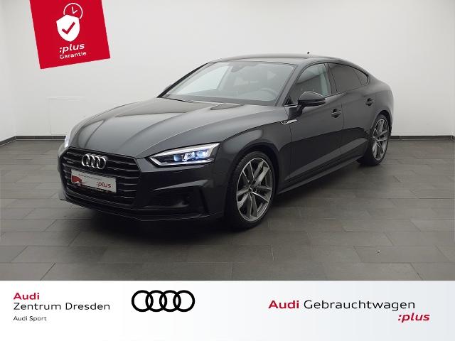 Audi A5 Sportback 45TDI quattro S line Matrix LED, Jahr 2020, Diesel