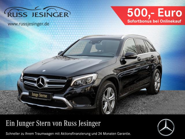 Mercedes-Benz GLC 250 d 4m. EXCLUSIVE + PTS+NAVI+DAB+ILS+PANO+, Jahr 2016, Diesel