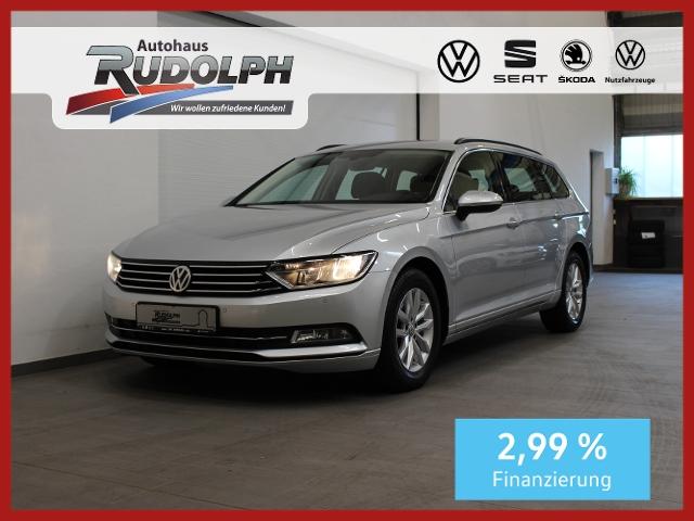 Volkswagen Passat Variant 1.6 TDI Comfortline / USB CD 230V, Jahr 2016, Diesel