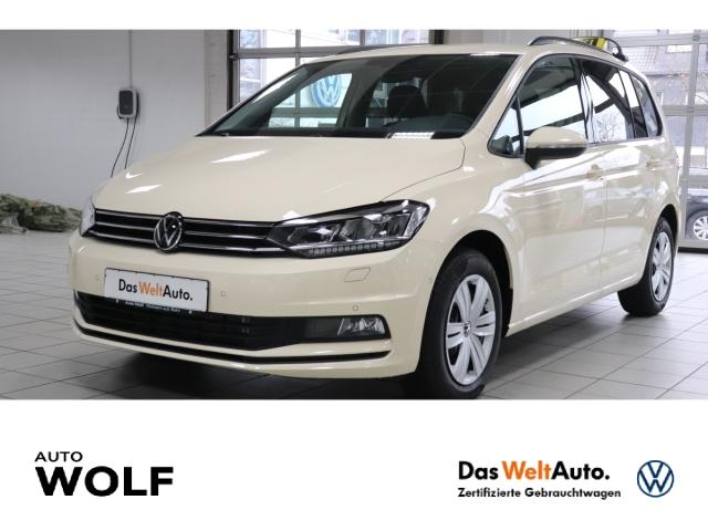 Volkswagen Touran Taxi Trendline 2,0 TDI BMT Start-Stopp LED Navi Kurvenlicht Knieairbag RDC Alarm, Jahr 2020, Diesel