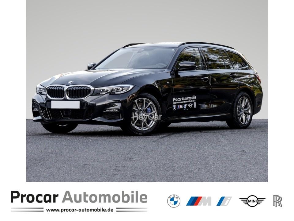 BMW 330e Touring M Sport Automatic Sport Aut. AHK, Jahr 2020, Hybrid