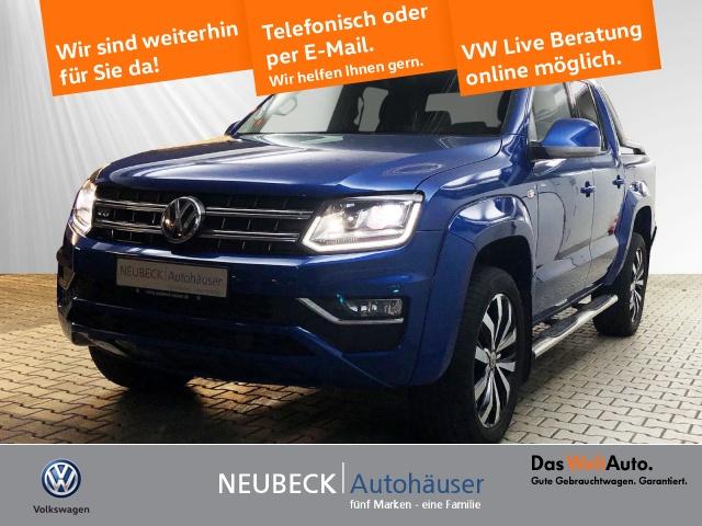 Volkswagen Amarok 3.0TDI 4Mot Aventura DoubleCab BI-XENON, Jahr 2017, Diesel