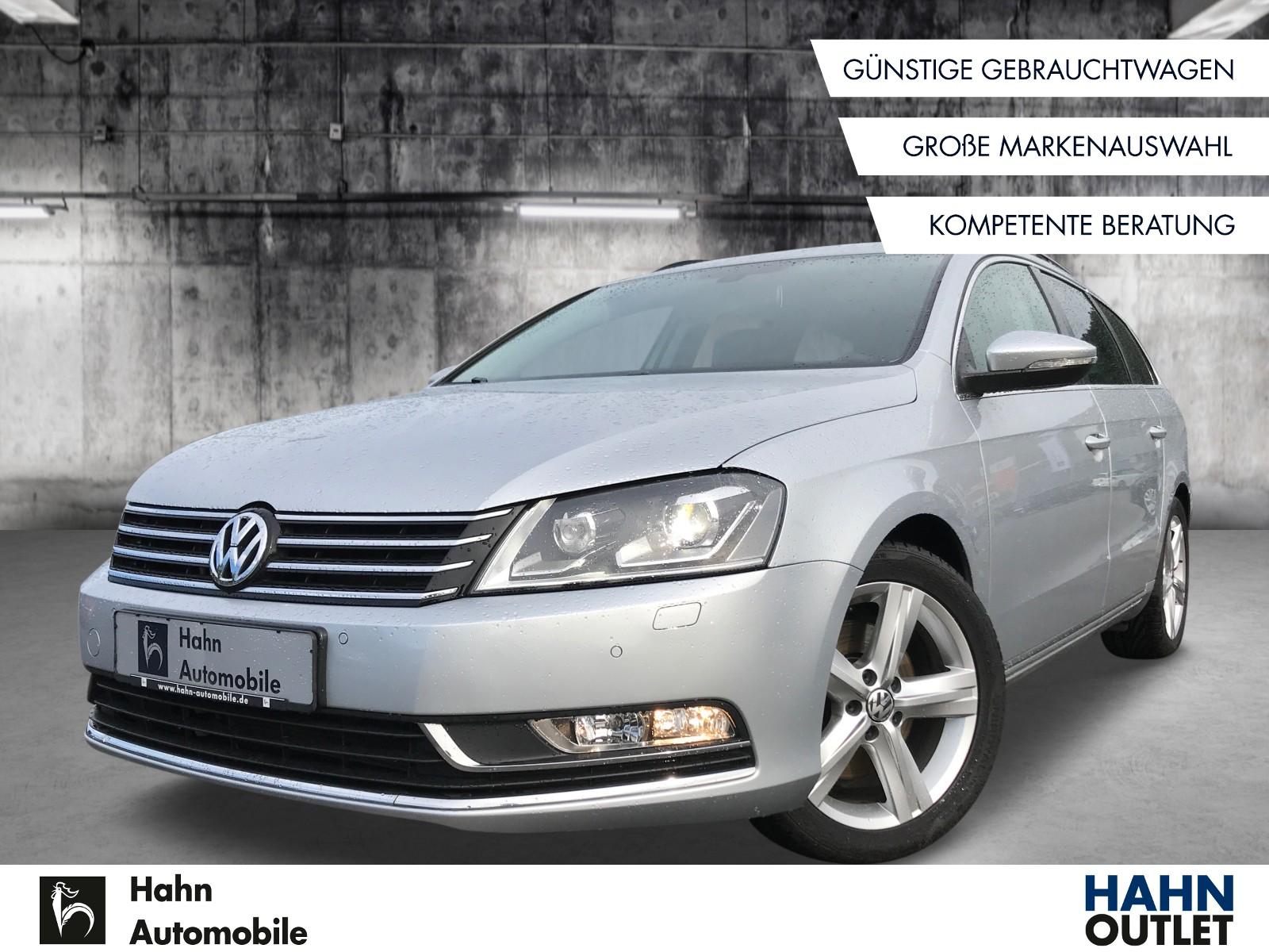Volkswagen Passat Variant 1.4 TSI Comfortline Xenon PDC GRA, Jahr 2014, Benzin