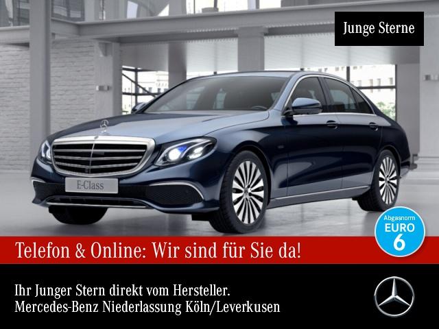 Mercedes-Benz E 350 e Exclusive 360° Multibeam Burmester Distr., Jahr 2018, Hybrid