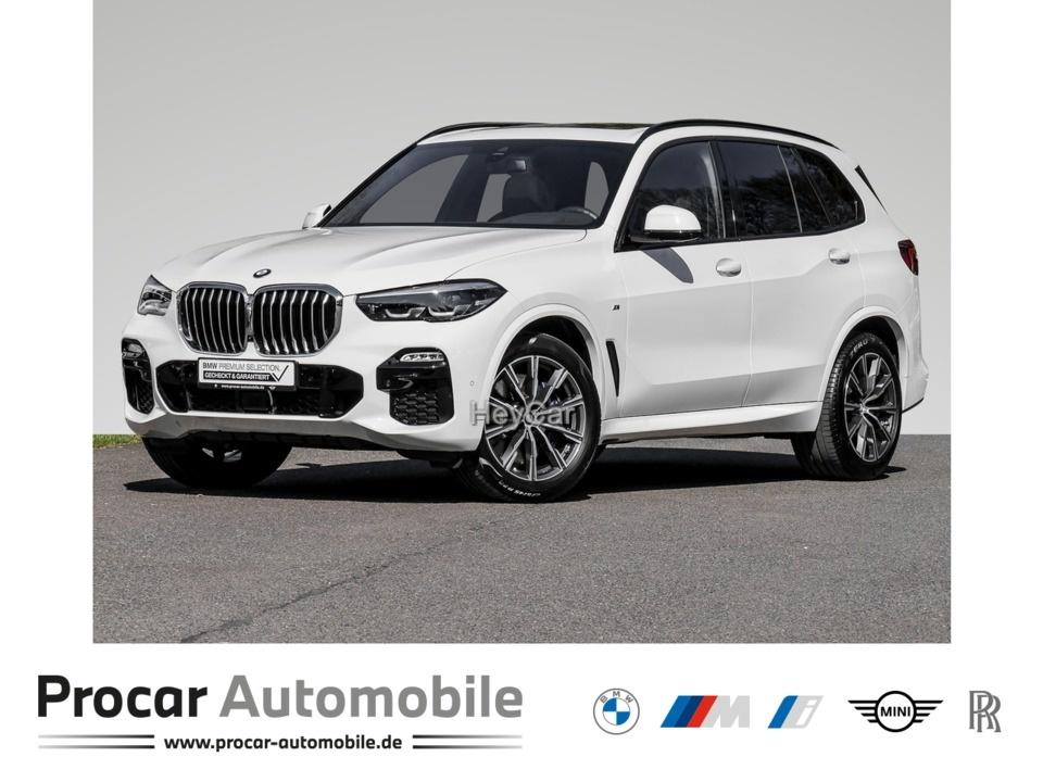 BMW X5 30XD MSPORT+PANO+HEAD-UP+LED+AHK.+HIFI+SITZHZ, Jahr 2020, Diesel