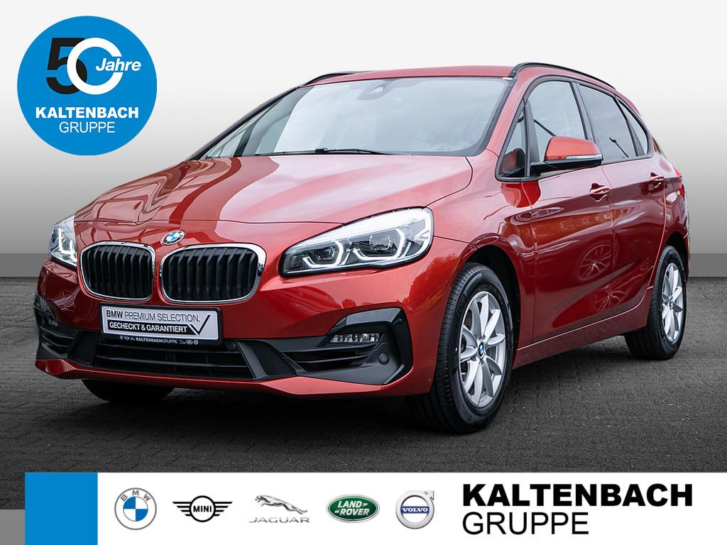 BMW 216i Active Tourer, Jahr 2020, Benzin