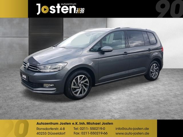 Volkswagen Touran Sound 1.6 TDI ACC NAVI Winterpaket, Jahr 2016, Diesel