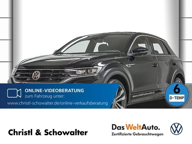 Volkswagen T-Roc R-Line Sport 1.5 TSI OPF 4Motion DSG AHK LED, Jahr 2019, Benzin