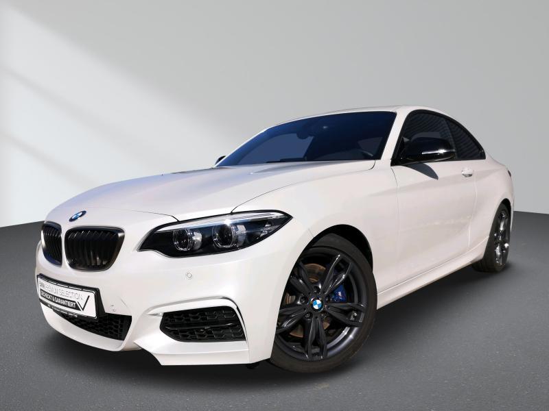 BMW M240i xDrive Coupé Sport-Aut. Navi Prof. HiFi, Jahr 2019, Benzin