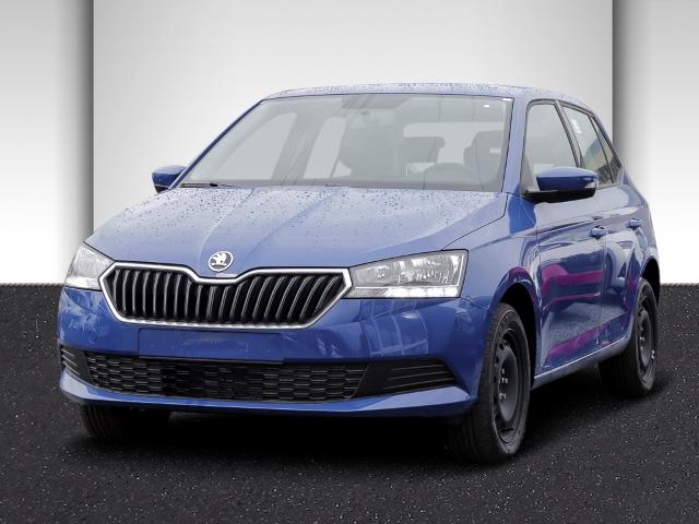 Skoda Fabia Cool Plus 1.0 MPI LED-Tagfahrlicht Sitzheizung Freisprecheinrichtung, Jahr 2020, Benzin
