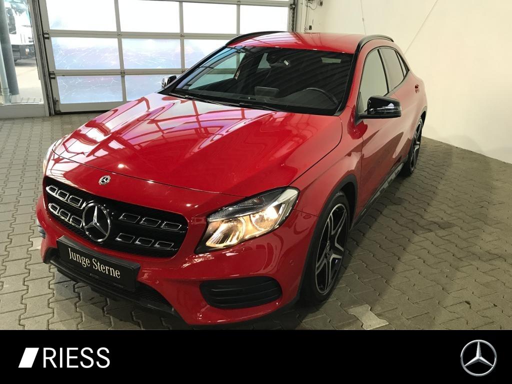 Mercedes-Benz GLA 220 d SUV AMG AHK R-Kam Navi Night 19'' PDC, Jahr 2018, Diesel