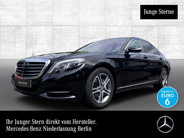 Mercedes-Benz S 300 h Fahrass 360° Airmat Pano Burmester Distr., Jahr 2016, Diesel