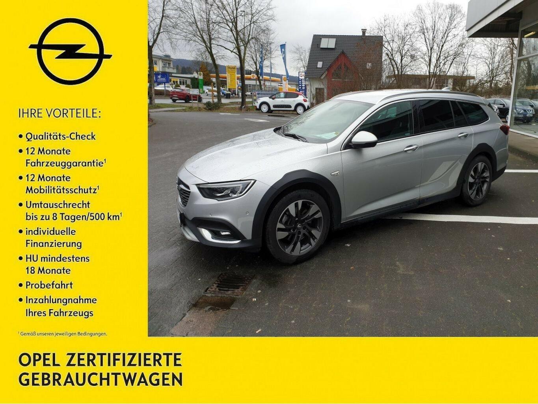 Opel Insignia CT Insignia CT 1.5 Turbo, Jahr 2017, Benzin