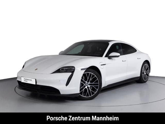 Porsche Taycan Luft SportChrono Pano SHZ InnoDrive, Jahr 2021, Elektro