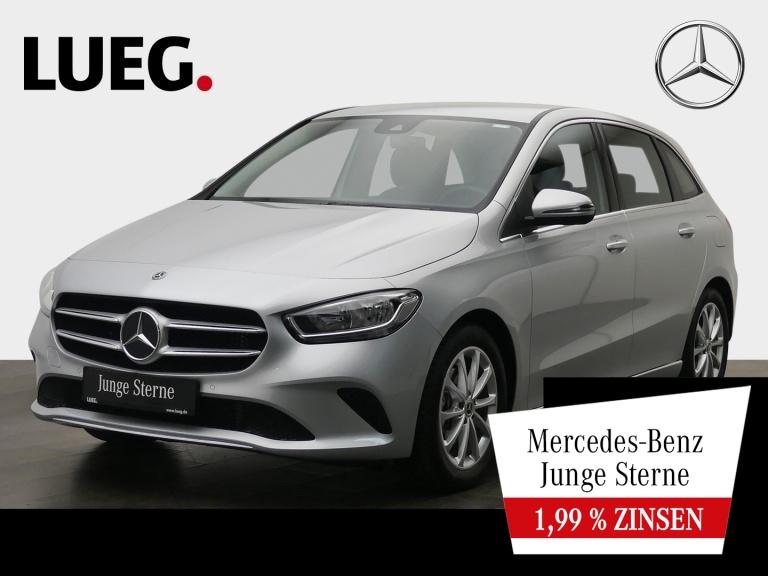 Mercedes-Benz B 180 Progressive+MBUX+NavPrem+Spur+ParkAssist++, Jahr 2019, Benzin