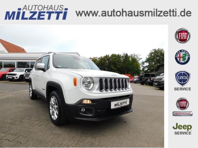 Jeep Renegade 1.4 MAIR LIMITED 149mtl. KLIMAAUTO SHZ PDC BLUETOOTH, Jahr 2014, Benzin
