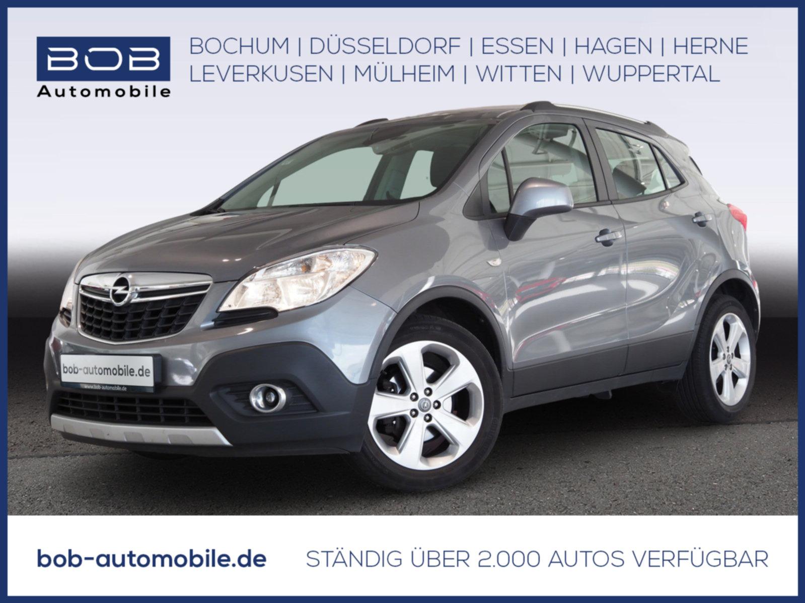 Opel Mokka 1.6 Edition ecoFlex SERVO ABS Wegfahrsperr, Jahr 2014, none