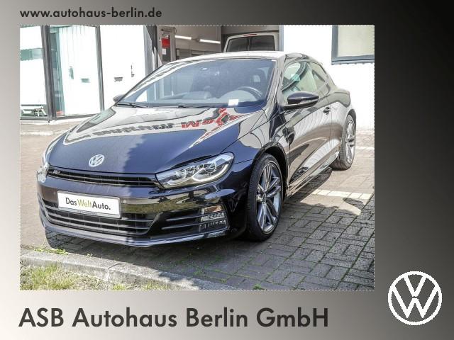 Volkswagen Scirocco 2.0 TSI DSG Sport R-Line Xenon Leder Navi, Jahr 2015, Benzin