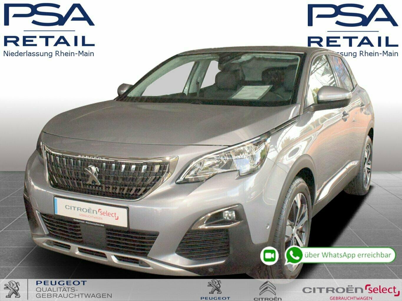 Peugeot 3008 BlueHDi 130 S&S Allure *3D-Navi*Grip*AHK*Drive*Kamera*, Jahr 2019, Diesel