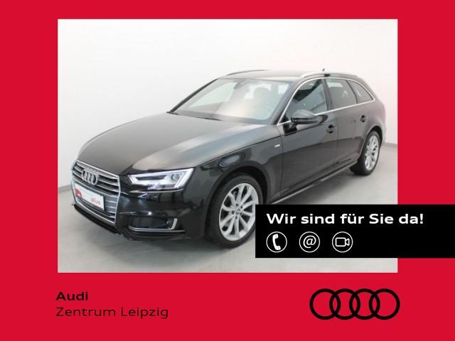 Audi A4 Avant g-tron 2.0 TFSI sport *S-line*LED*, Jahr 2018, Gas