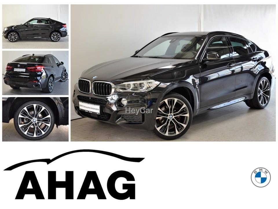 BMW X6 xDrive30d M Sportpaket Luftfederung Standhzg., Jahr 2018, Diesel