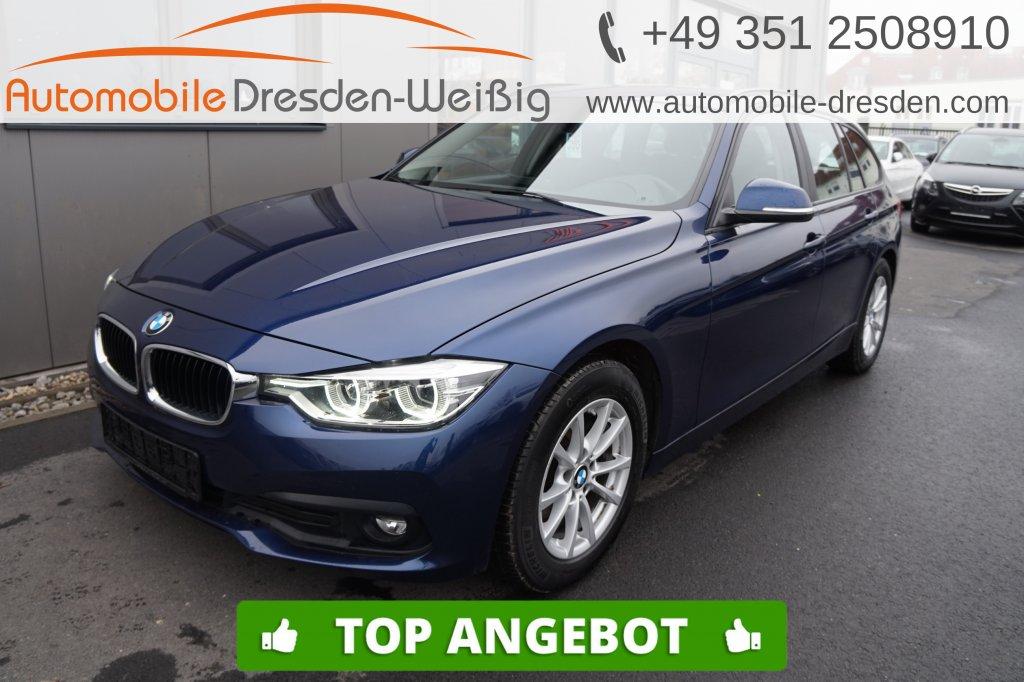 BMW 318 d Touring Advantage*Navi*LED*PDC*AHK*, Jahr 2017, Diesel