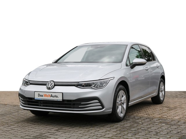 Volkswagen Golf VIII 1.5 TSI Life Navi App LED PDC SHZ, Jahr 2020, Benzin