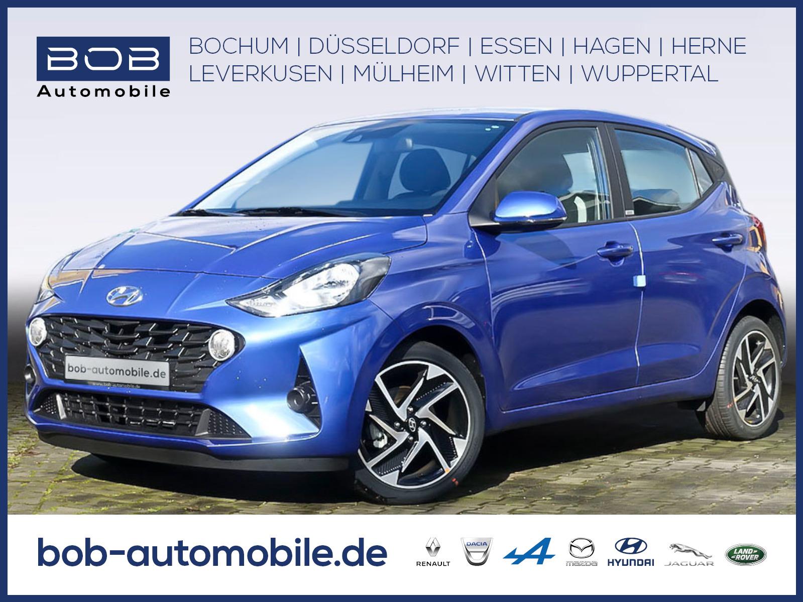 "Hyundai i10 1.0 Benzin Trend Navi-P 16""Alu SHZ PDC, Jahr 2020, petrol"