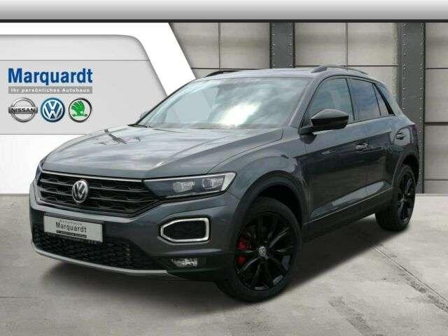 Volkswagen T-Roc 2.0TSI 4x4 Sport AHK Pano 18' Black Style, Jahr 2021, Benzin