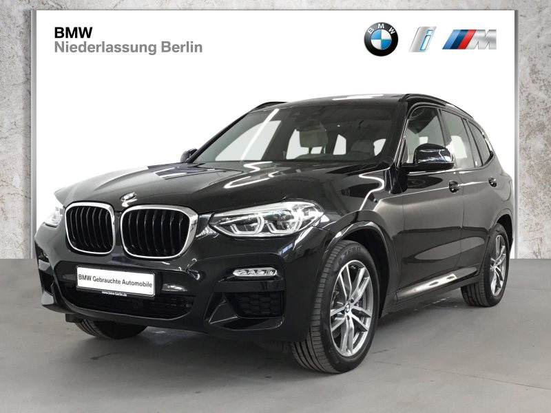 BMW X3 xDrive30d EU6 Aut. M Sport LED NaviProf. GSD, Jahr 2018, Diesel