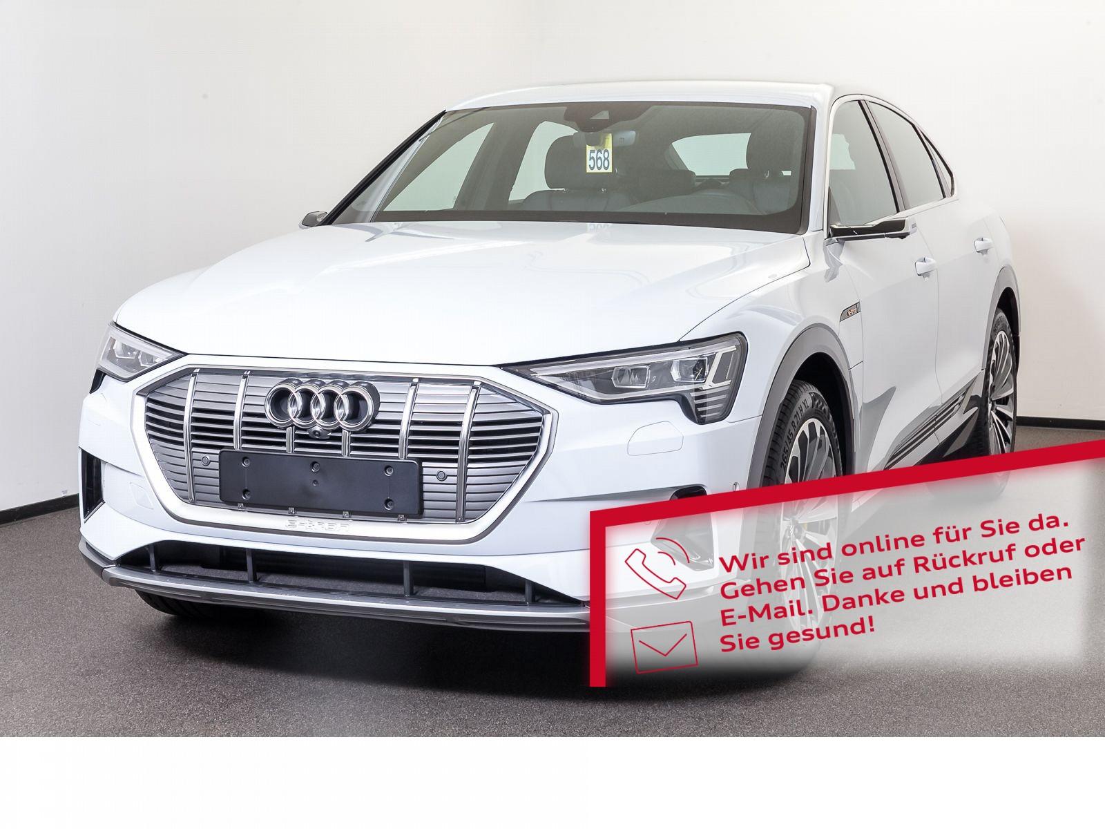 Audi e-tron Sportback advanced 50 quattro, Jahr 2021, Elektro