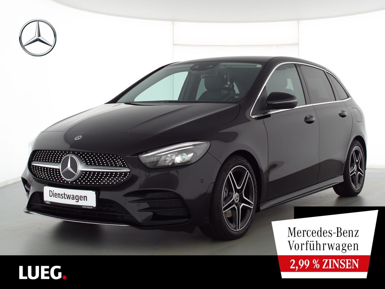 Mercedes-Benz B 200 4M AMG+LED+Kamera+PDC, Jahr 2021, Benzin