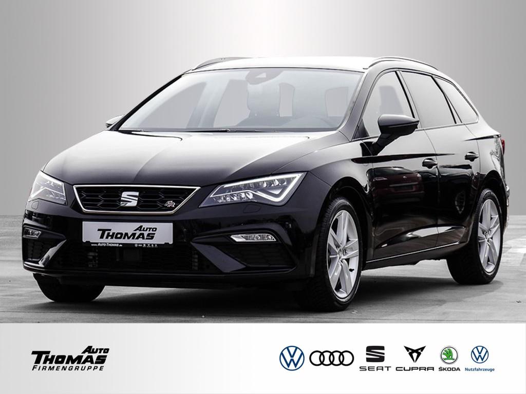 Seat Leon Sportstourer FR 1.5 TSI 6-Gang LED+KESSY, Jahr 2020, Benzin
