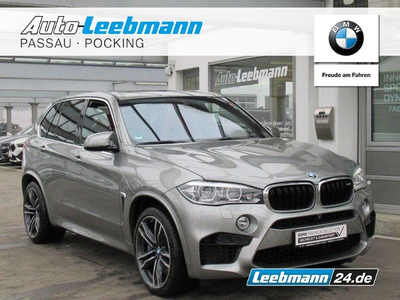 BMW X5 M VOLLLEDER/ALCANTARA 2 JAHRE GARANTIE, Jahr 2016, Benzin