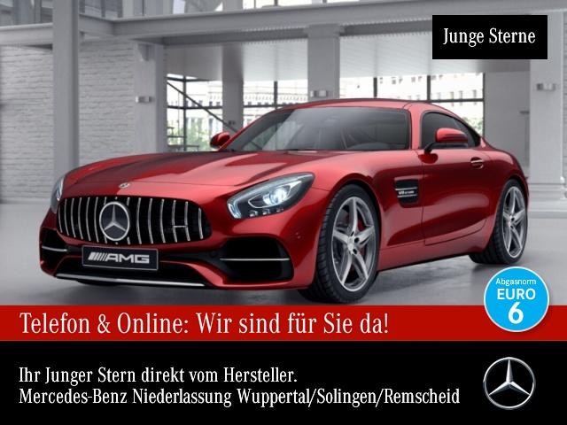 Mercedes-Benz AMG GT S PerfSitze+AbGas Dynamic Plus DISTRONIC, Jahr 2017, Benzin