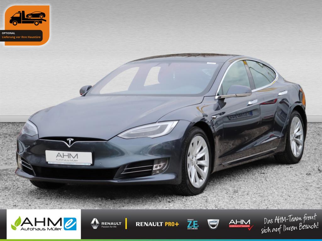 Tesla Model S, Jahr 2018, Elektro