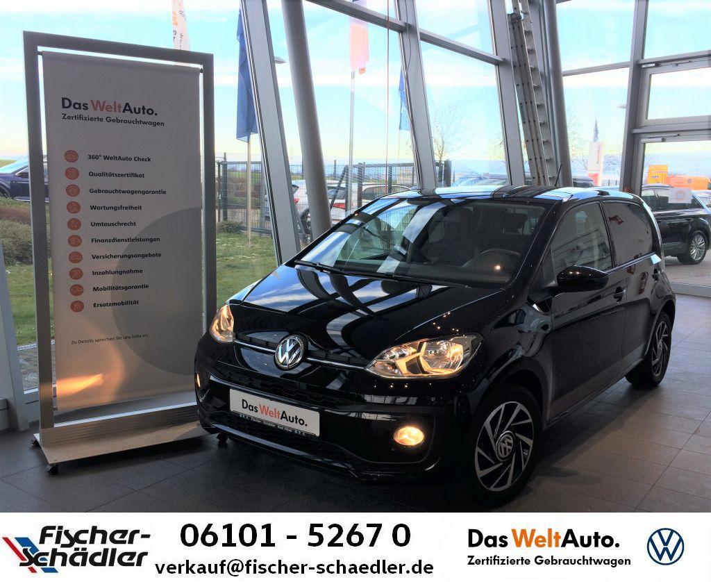 Volkswagen up! move up! JOIN 1.0*SitzHz*Tel.*15''ALU*NSW*Kl, Jahr 2018, Benzin
