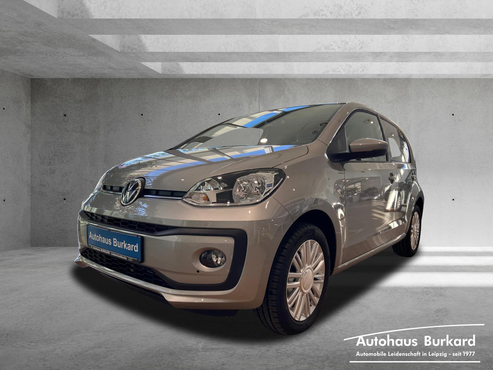 Volkswagen up! 1 l TSI United RÃckfahrkamera Klima, Jahr 2021, Benzin