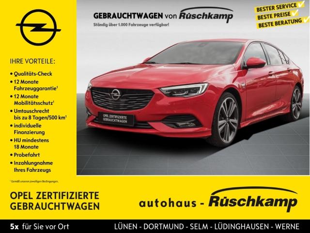 Opel Insignia B Grand Sport Business INNOVATION 1.6 Turbo OPC-LINE 20'', Jahr 2019, Benzin